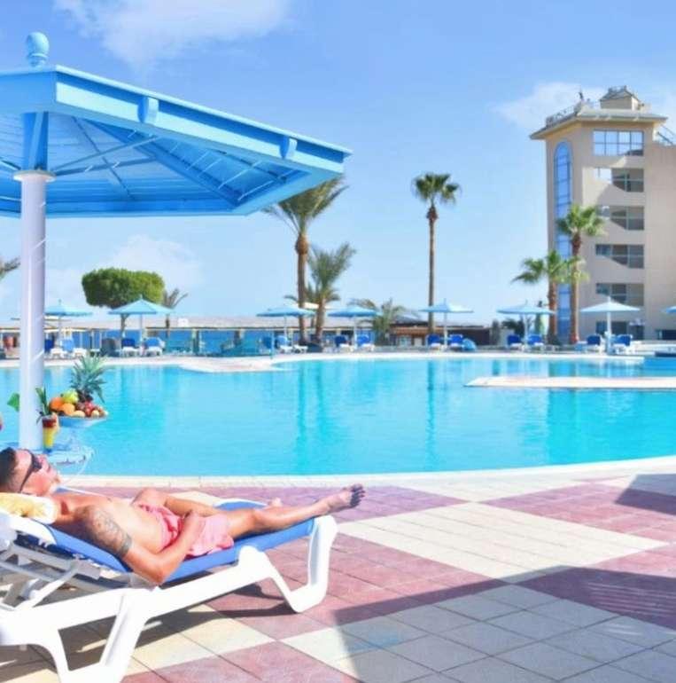 7 Tage Ägypten Luxus Urlaub im 4.5* Hotel mit All Inclusive Verpflegung, Flügen & Transfer ab 202€ p.P.