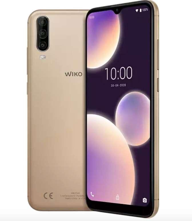 Saturn Prospekt Angebote - z.B. Wiko View4 Lite Dual SIM Smartphone mit 32GB für 108,20€ (statt 200€)