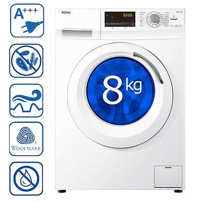 Haier HW80-14636 Frontlader 8kg Waschmaschine mit A+++ für 230€ inkl. VSK (statt 325€)