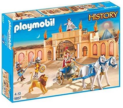 Playmobil Römische Wettkampfarena (5837) für 17,99€ inkl. Versand (statt 25€)