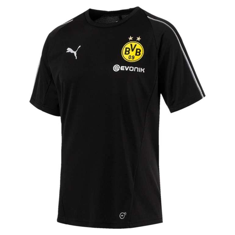 Puma BVB Borussia Dortmund Training Jersey für 9,99€ (statt 21€)