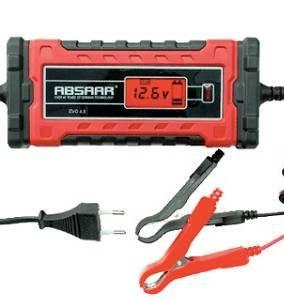 Absaar 158001 EVO 4.0 Batterieladegerät für 22€ (Vergleich: 27€)