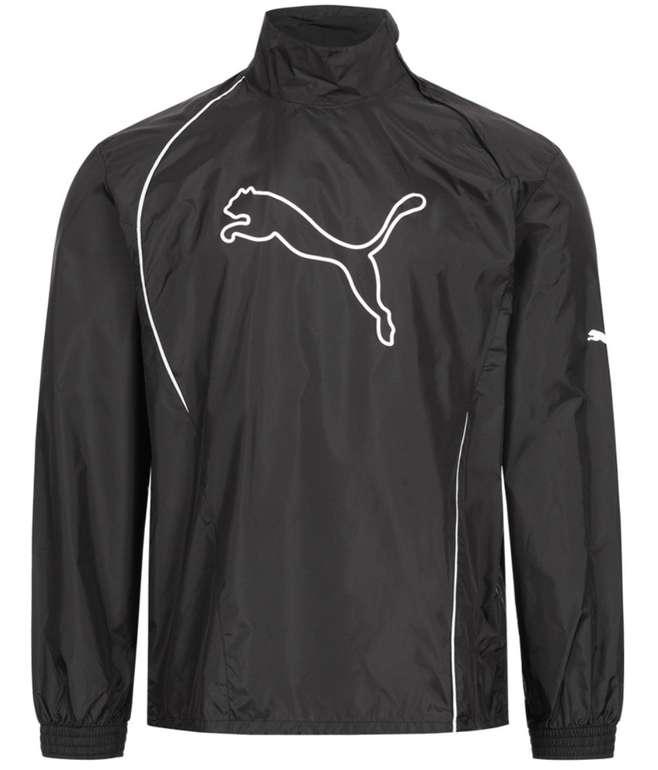 Puma Foundation Windbreaker in schwarz für 19,94€ inkl. Versand (statt 25€)