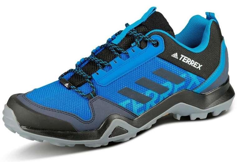 Adidas Terrex AX3 Herren Wanderschuhe mit vorgeformter TPU-Zehenkappe für 62,38€ inkl. Versand (statt 74€)