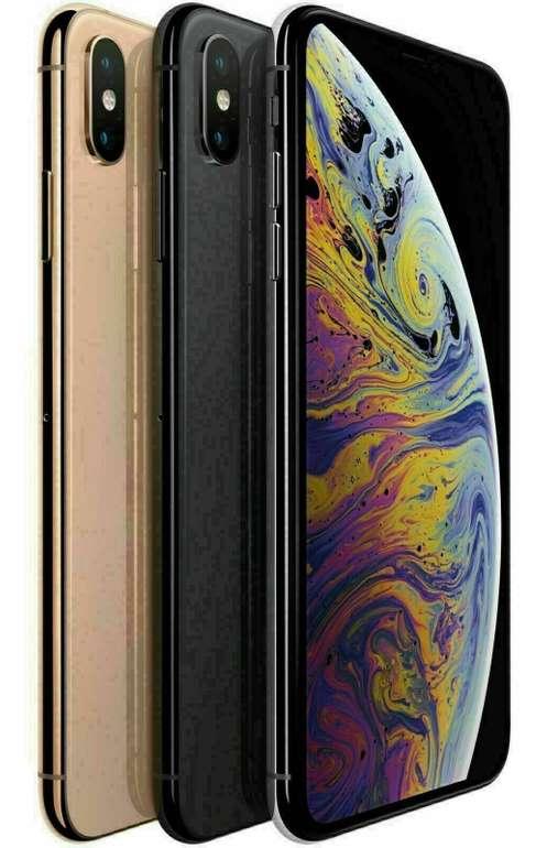 Apple iPhone XS 64 GB für 519€ inkl. Versand (B-Ware, Wie Neu)