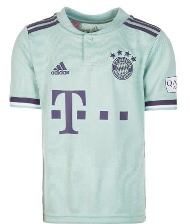 FC Bayern München Herren- /Kinder Trikot Away 2018/2019 ab 34,95€ inkl. VSK