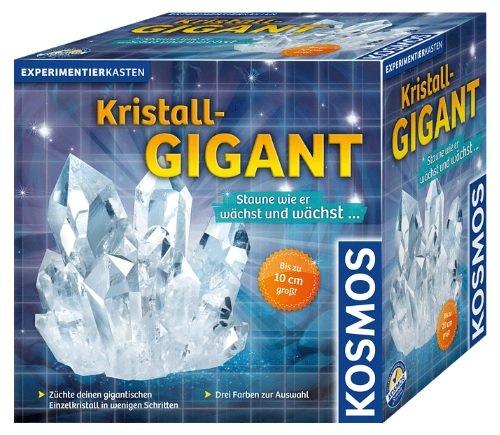 Kosmos Kristall-Gigant Experimentierkasten für 10€ inkl. Versand (statt 23€)