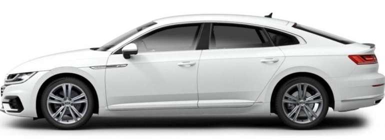 Privat Leasing: Volkswagen Arteon R-Line Automatik (190 PS) für 199€ mtl. (LF: 0,43)
