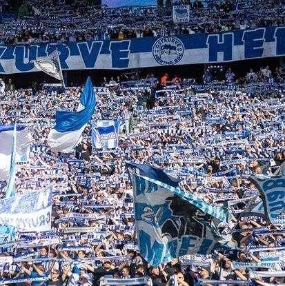 Olympiastadion: Hertha BSC vs. Schalke 04 am 31.01.2020 ab 12€ pro Sitzplatz