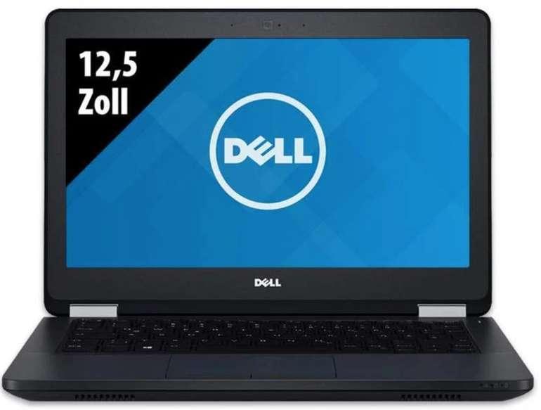 """Dell Latitude E5270 (12.5"""", FHD, TN, i5, 8GB RAM/256GB, HDMI, VGA, 3x USB-A 3.0, Docking, Win10 Pro) für 199€ (B-Ware!)"""