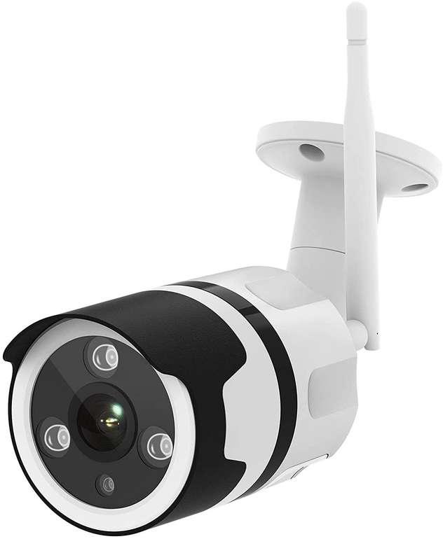 Netvue WLAN Überwachungskamera (1080P, IP66, Nachtsicht) für 25,29€ inkl. Versand (statt 31€)