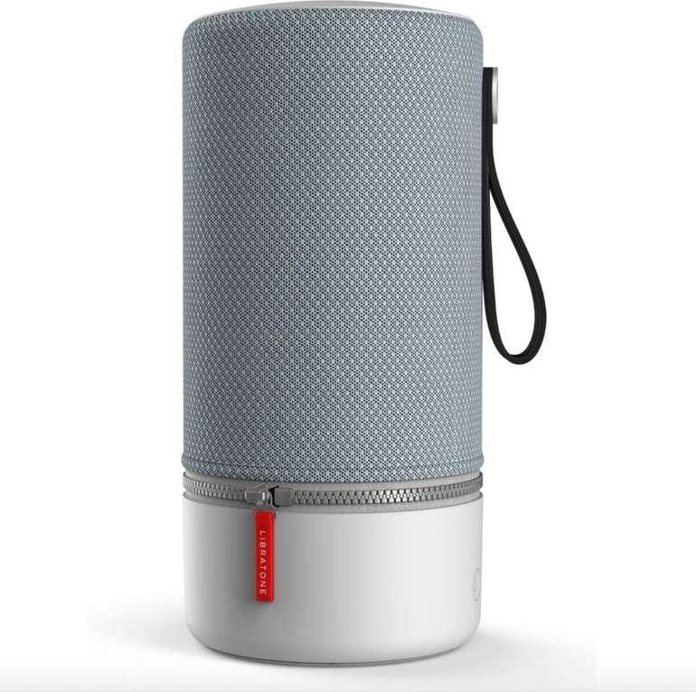 Libratone Zipp 2 - Wireless Lautsprecher (12h Akku, aptX, Alexa und AirPlay 2) für 87,14€ (statt 123€)