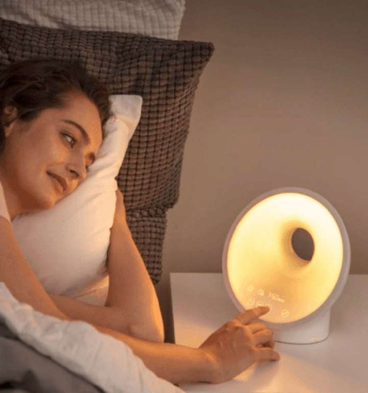 Philips HF 3650/01 Wake-Up Light Lichtwecker für 116€ inkl. Versand