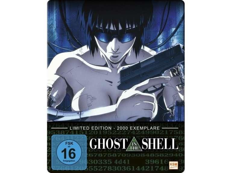 Ghost In The Shell (Limited FuturePak Edition, Blu-ray) für 10,99€ (Abholung)