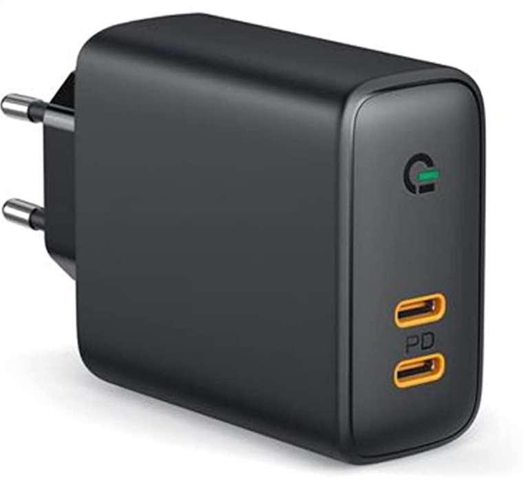Abbb Mini USB-C Ladegerät (36W, Dual Port, Dynamic Detect) für 14,99€ inkl. Prime Versand (statt 25€)