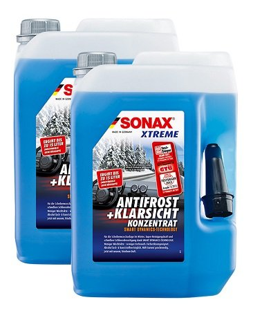 2x 5 Liter Sonax Xtreme AntiFrost & Klarsicht Konzentrat für 22,89€ (statt 37€)