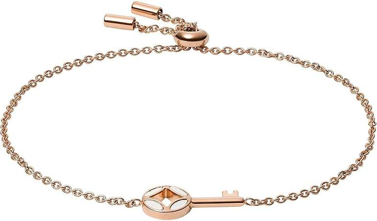 "Fossil Damen Armband ""Key"" (JF03194791) für 25€ inkl. Versand (statt 34€)"