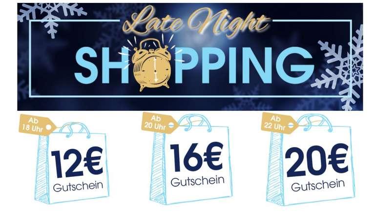 Late Night Shopping bis 24 Uhr bei Babymarkt - ab 22 Uhr = 20€ Rabatt ab 120€