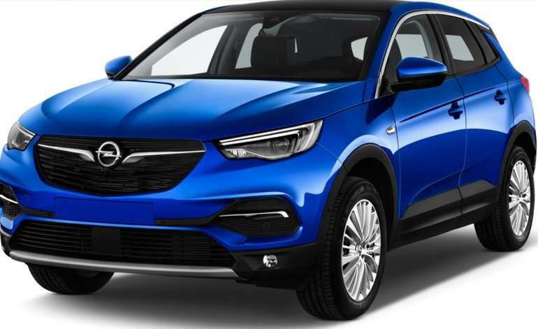 Gewerbeleasing: Opel Grandland X mit 224 PS für 83,19€ netto mtl. (BAFA, LF: 0.22, Überführung: 995€)