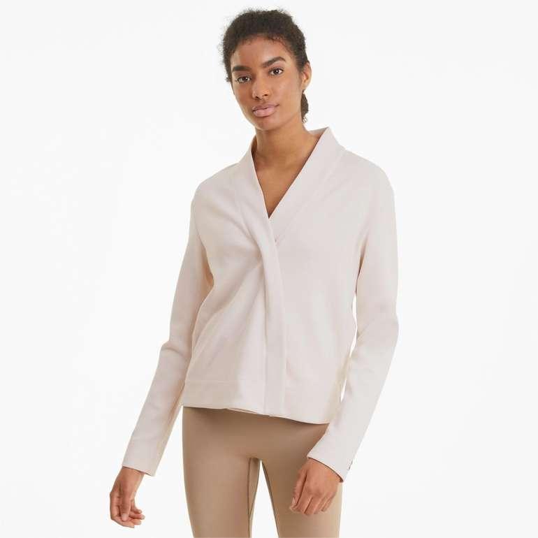 Puma Exhale Knit Damen Trainingsüberziehjacke für 31,96€ inkl. Versand (statt 58€)