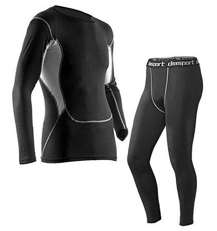FITIBEST Herren Kompressions T-Shirt + Leggings für 10,40€ mit Prime