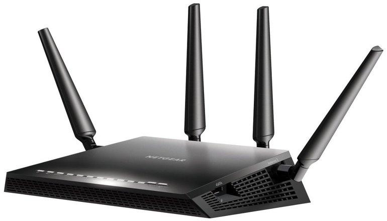 Netgear Nighthawk R7800-100PES X4S WLAN Router nur 155,97€ inkl. Versand