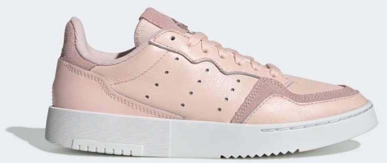 """Adidas Originals Supercourt Sneaker im """"Icey Pink""""-Colourway für 44,33€ (statt 68€) - Creators Club!"""