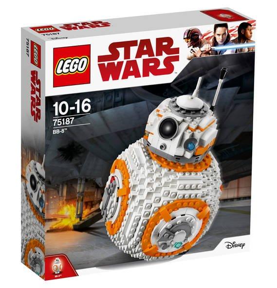 Lego Star Wars 75187 – BB-8 für 59,99€ inkl. Versand (statt 68€)