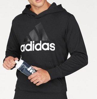 adidas Performance Kapuzensweatshirt für 35,96€ inkl. VSK