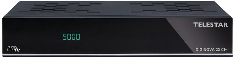 Telestar DIGINOVA 23 CI+ Digitaler Receiver für 62,99€ inkl. Versand (statt 90€)