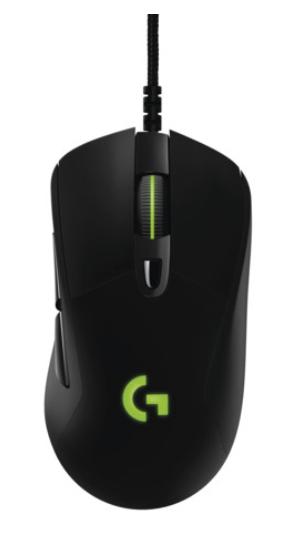 Logitech G403 Prodigy Gaming Maus für 42,96€ inkl. Versand (statt 64€)