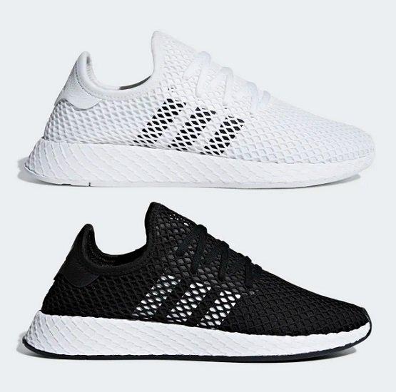 Adidas Originals Deerupt Runner Herren Sneaker für 59,97€ ink. VSK (statt 81€)