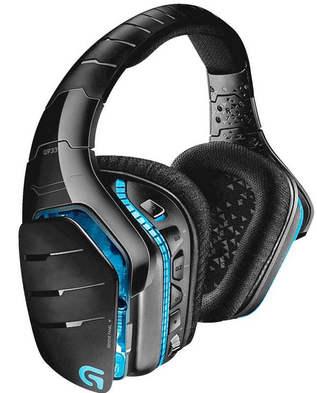 Logitech G933 Artemis Spectrum 7.1 Headset für 99€ inkl. Versand (statt 134€)