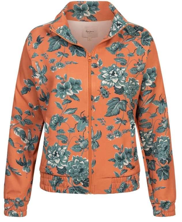 Pepe Jeans Damen Sweatjacke für 19,99€ inkl. Versand (statt 40€)