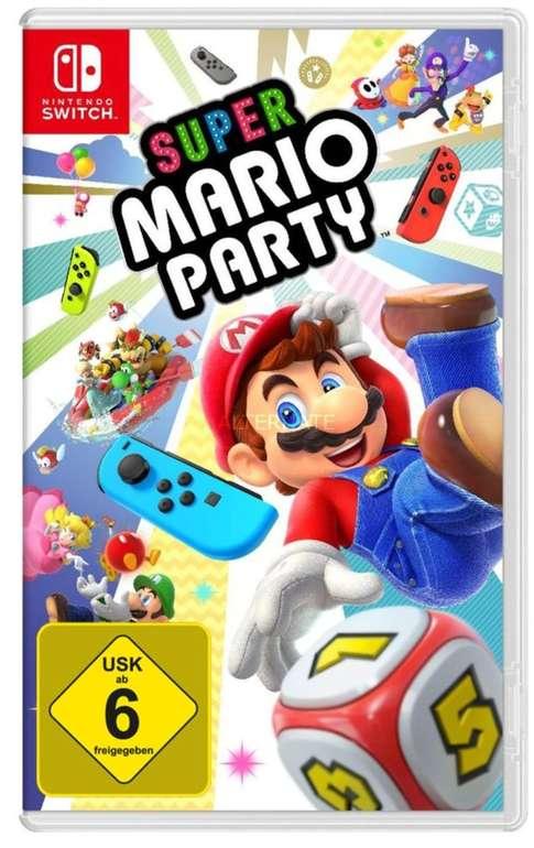 Super Mario Party für die Nintendo Switch für 41,90€ inkl. Versand (Paydirekt)