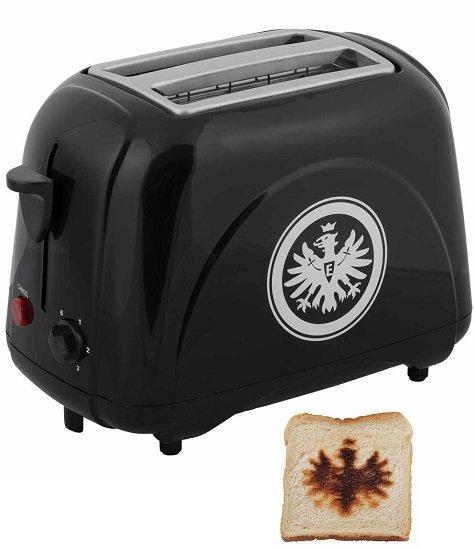 Eintracht Frankfurt Toaster für 24,88€ (statt 45€)