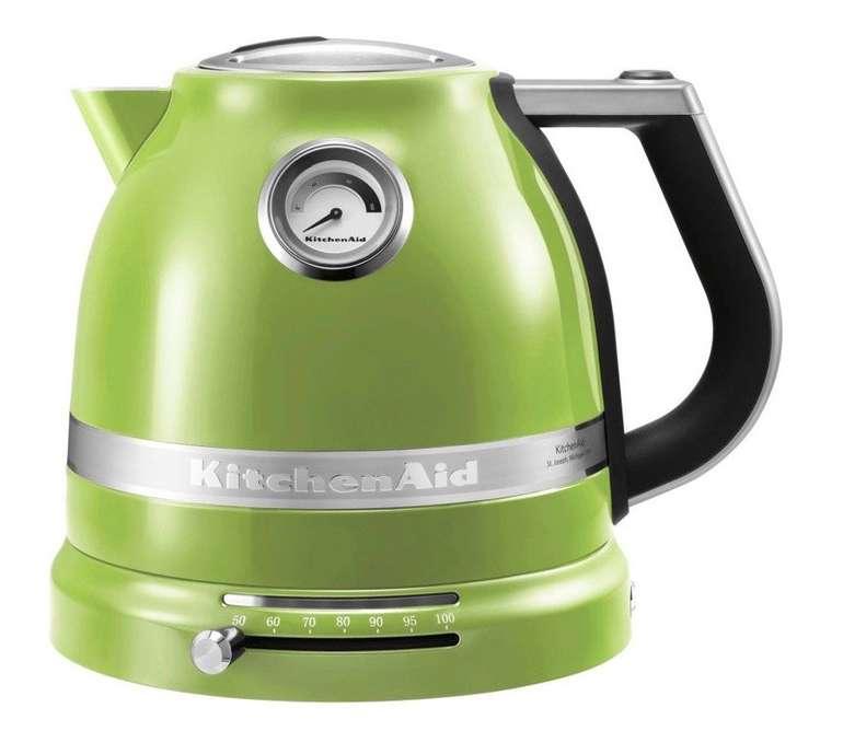 """KitchenAid Artisan Wasserkocher """"5KEK1522EGA"""" (1,5L, 2400W) für 99,90€ (statt 119€)"""