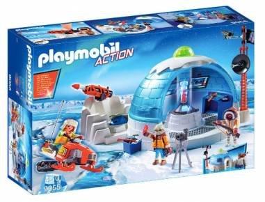 Schnell! Playmobil Polar Ranger Hauptquartier (9055) für 12,44€ inkl. Versand (statt 24€)