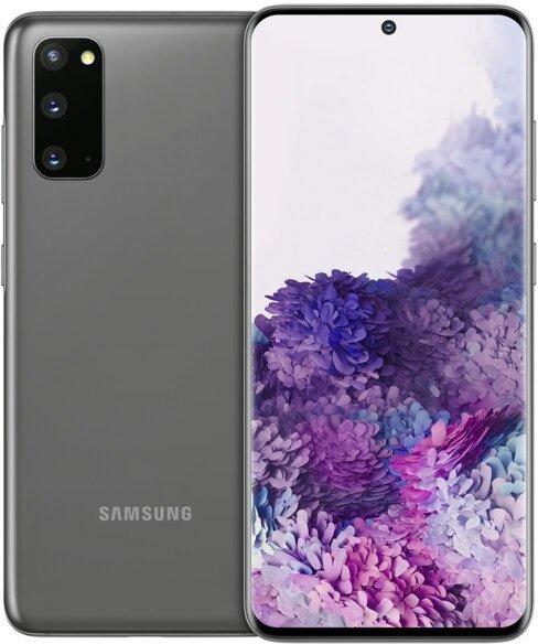 Samsung Galaxy S20 mit 128 GB (18,52€) + o2 Free M Boost Tarif (40 GB LTE) für 39,99€ mtl.