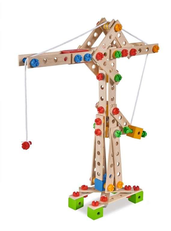 Eichhorn 100039047 Holz-Konstruktions-Set (170-teilig) für 24,99€ inkl. Versand (statt 34€)