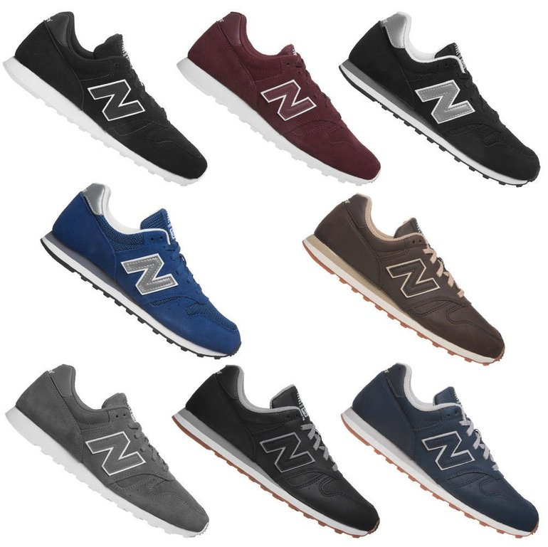 New Balance 373 Leder-Sneaker für Sie & Ihn ab je 41,99€ inkl. Versand