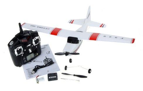 Wltoys F949 RC Flugzeug für 30,29€ inkl. Versand (statt 60€)