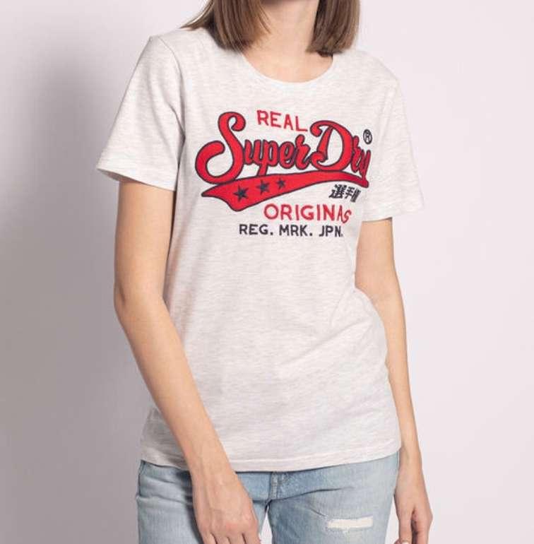 Dress for Less: bis zu 80% Rabatt + 10% Extra + 5% on Top + VSKfrei - z.B. Superdry T-Shirt Real Chainstitch für 17,05€