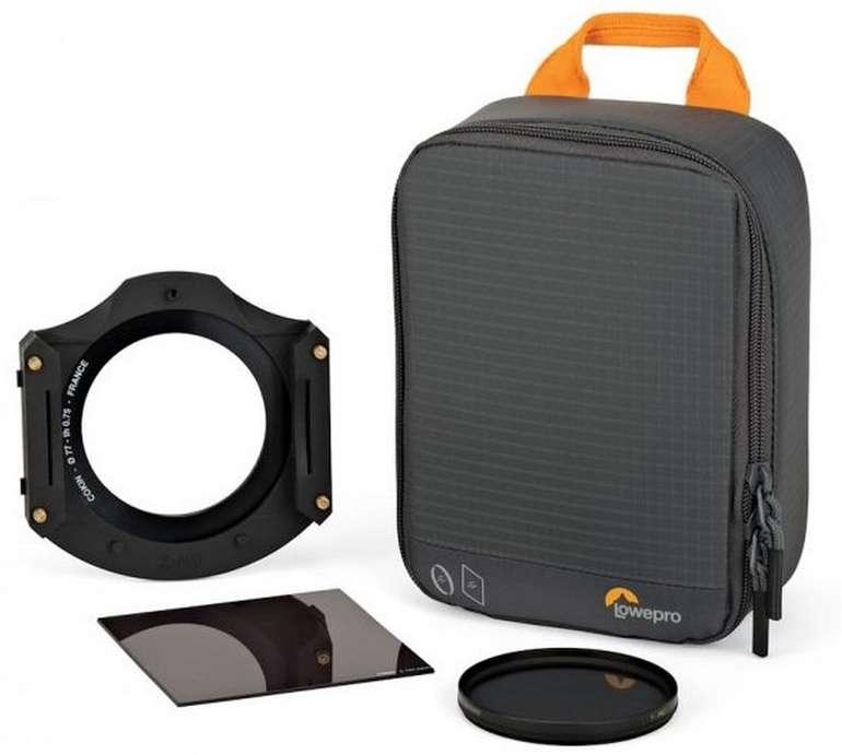 Lowepro Kameratasche GearUp Filter Pouch 100 für 25,90€ inkl. Versand (statt 31€)