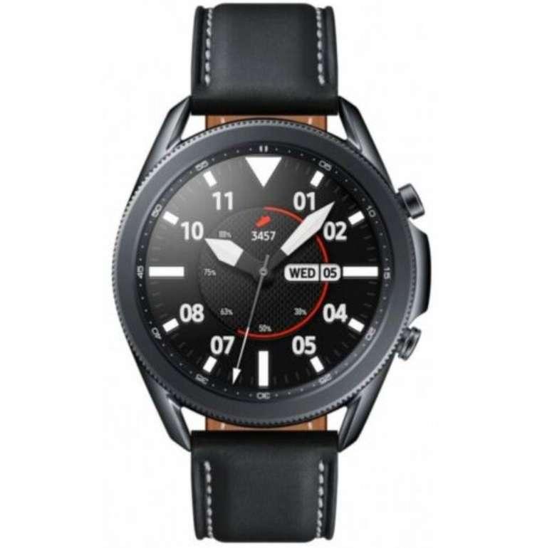Samsung Galaxy Watch 3 R840 (Edelstahl, 45mm, schwarz) für 216,45€ inkl. Versand (statt 236€)