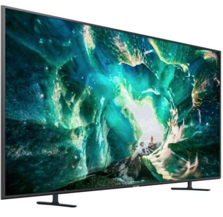 """Samsung UE55RU8009UXZG  -  55"""" 4K UHD Smart TV mit Triple Tuner für 499€ (statt 524€)"""