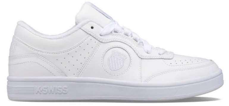 K-Swiss North Court Herren Leder Sneaker für 40,90€ inkl. Versand (statt 50€)