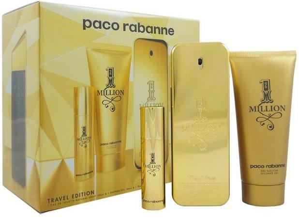 Paco Rabanne 1 Million One Million Set 100 ml EDT & 100 ml…