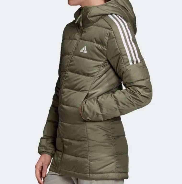 Adidas Winterjacken, Daunenjacken, Parka & Mäntel Sale + 30% Extra Rabatt - z.B. Essentials Daunenparka für 54,60€