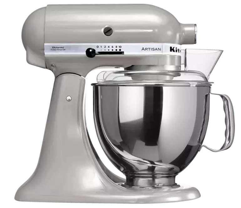 Saturn Sommer-Streich Angebote - z.B. KitchenAid 5KSM150PSEMC Artisan Küchenmaschine für 358,73€